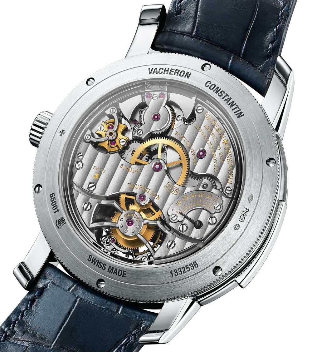 2bd61eb485b Vacheron Constantin Traditionnelle Minute Repeater Tourbillon Watch ...