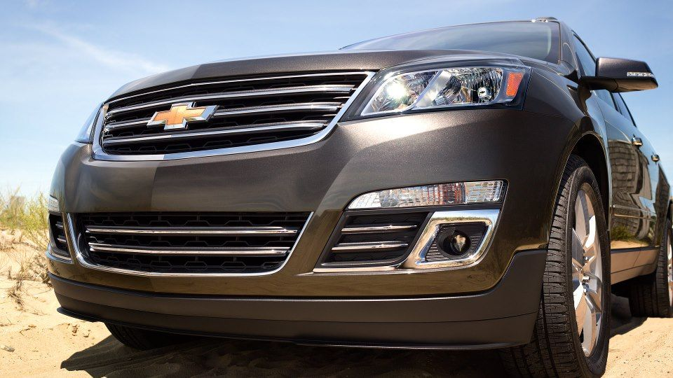 The 2013 Traverse Looks Great From Any Angle Chevrolet