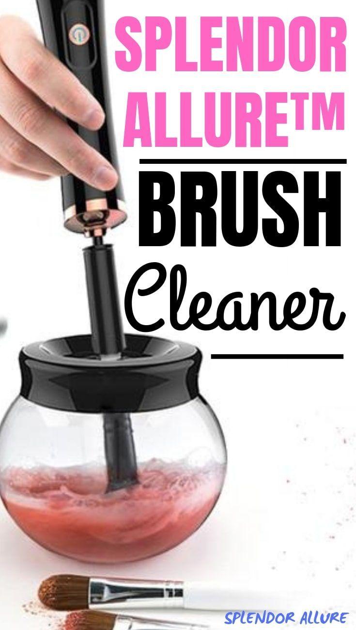 Brush cleaner | Brush cleaner, Best makeup brush cleaner ...
