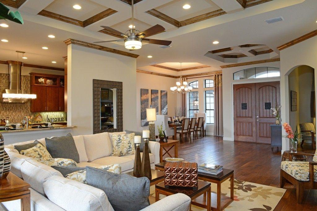 Wonderful Model Home Interiors Images | Johnston Interior Design Completes ICI Homesu0027  Bellevue Model Home .