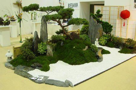 der kleine japangarten outdoor kleiner japanischer. Black Bedroom Furniture Sets. Home Design Ideas