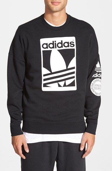 Shipping Adidas Graphic 'street' And Returns Originals On Free ECBorxWQde
