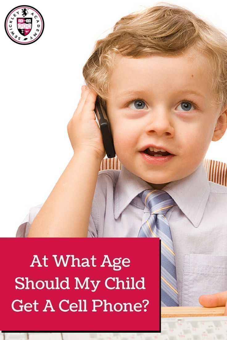 At What Age Should My Child Get A Cell Phone? | Parenting | Free