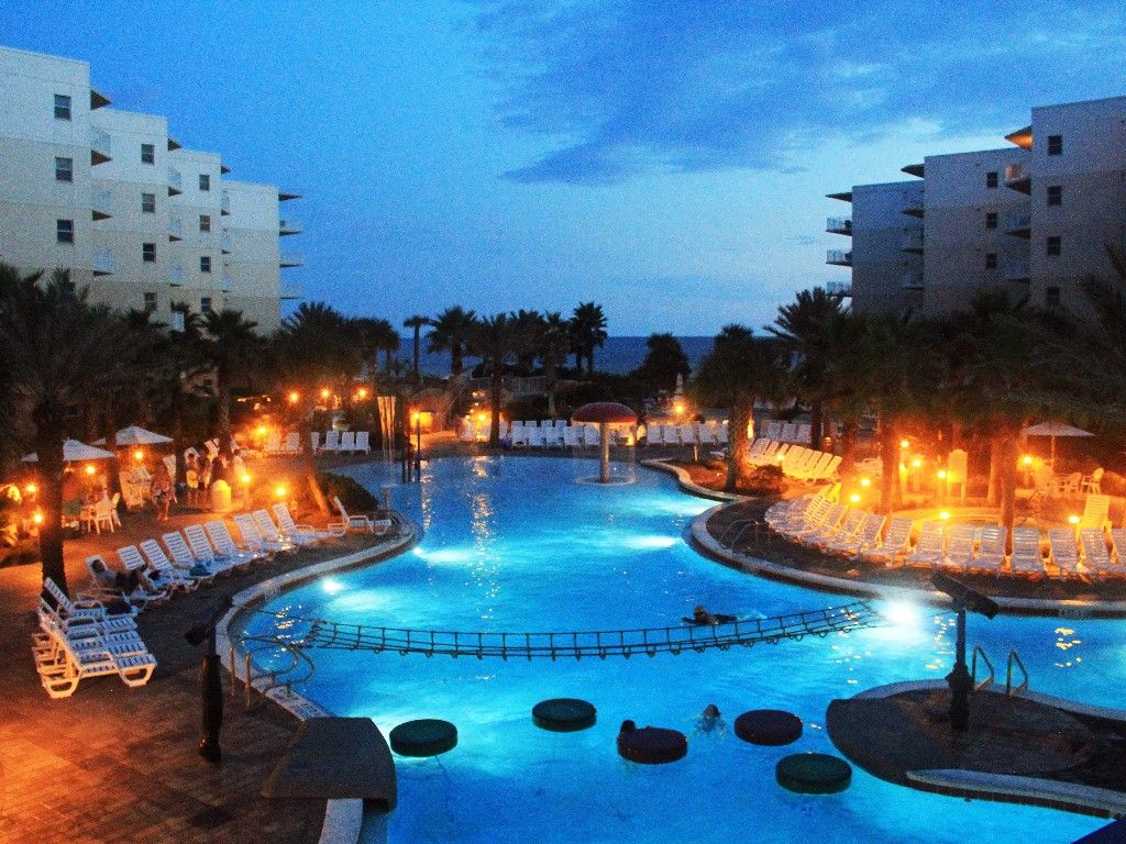 Waterscape Resort Ft Walton Beach Fl