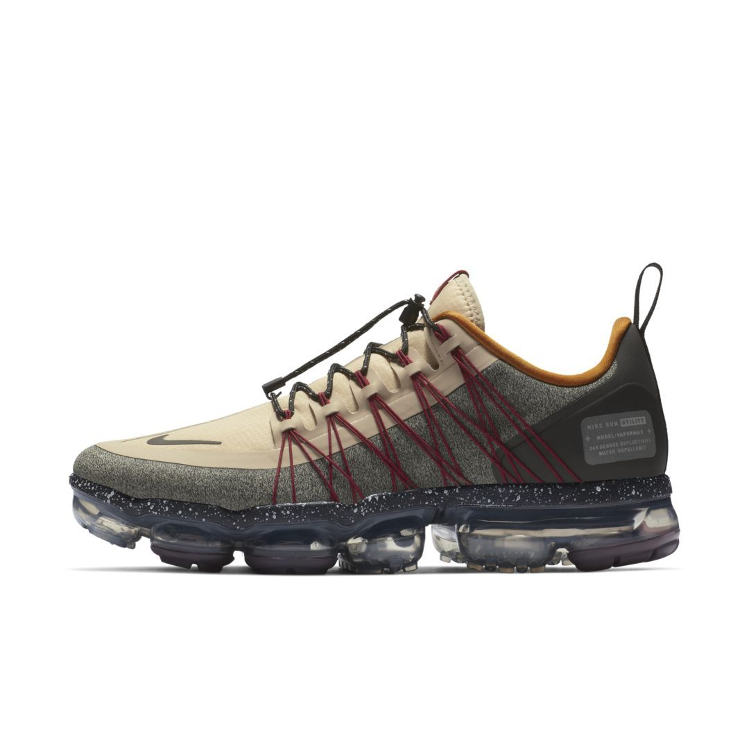 Nike Air VaporMax Run Utility Men's Shoe Size 9 (Desert Ore