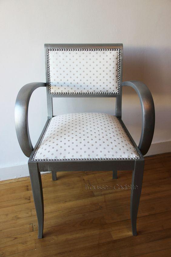 chaise de bridge restauree fauteuils fauteuil bridge et chaises. Black Bedroom Furniture Sets. Home Design Ideas