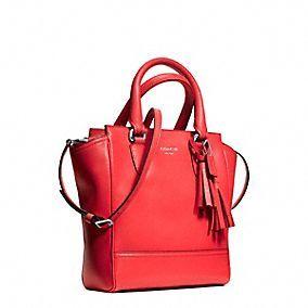 Coach Legacy Leather Mini Tanner ... a wallet friendlier alternative to Celine Nano ;)  <3<3<3