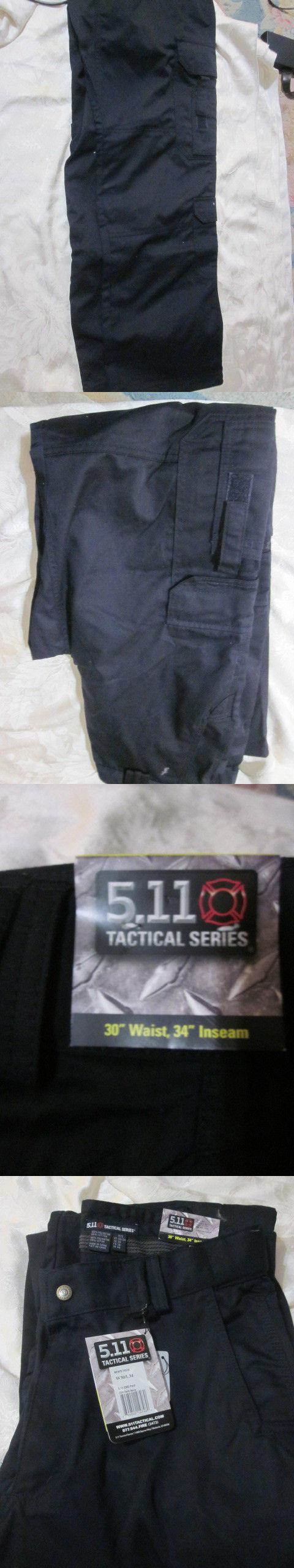 b9343e52f96 Tactical Clothing 177896  5.11 Tactical Men S Ems Pants 30 X 34 Dark Navy !