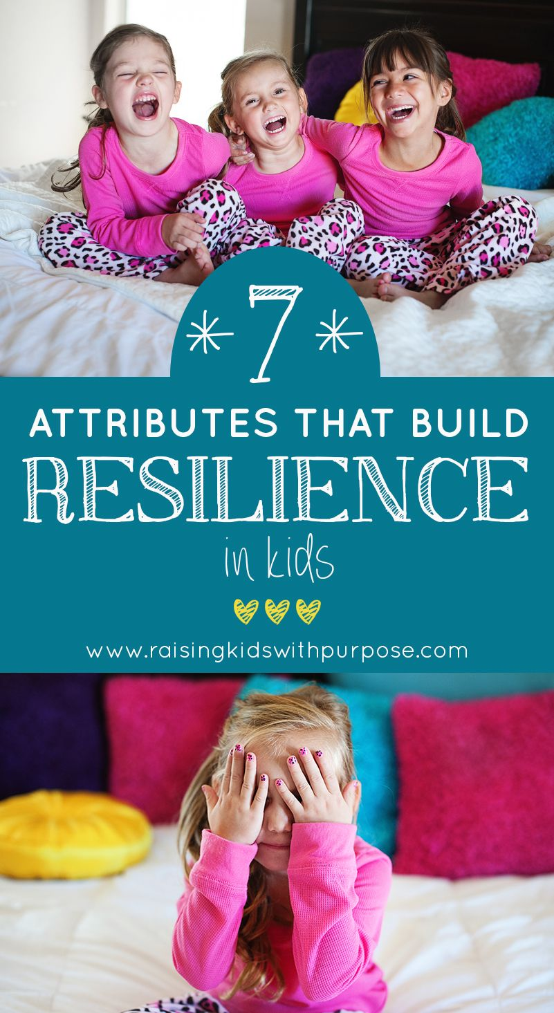 7 attributes kids need to build resilience