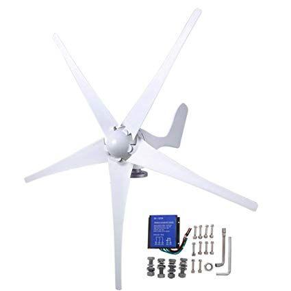 Notika 500W Horizontal Wind Turbine Generator Kit +
