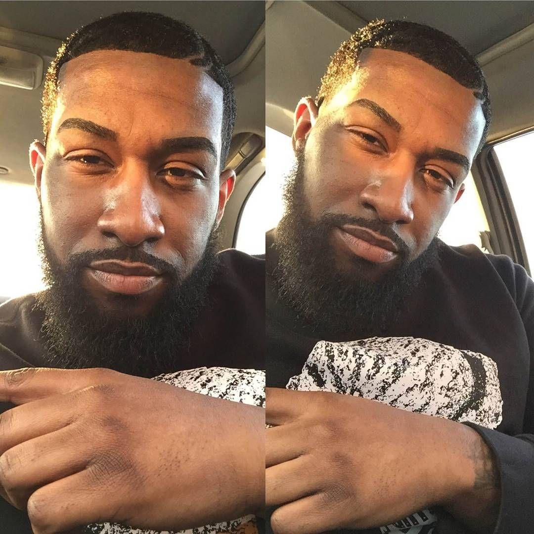 """Ladies follow @papito__smoove @papito__smoove @papito__smoove @papito__smoove #damhefine #happymonday #beardgang and add him on #snapchat doksmoove"""