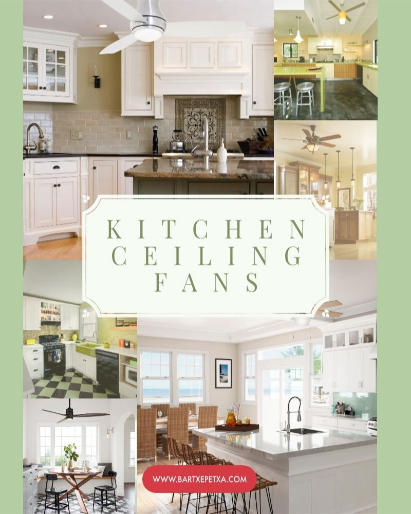 Kitchen Ceiling Fans Cool And Classic Design Of Ceiling Fans 1000 In 2020 Ceiling Fan In Kitchen Kitchen Ceiling Kitchen Style