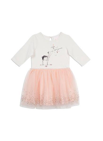 Little Deer Tulle Dress from Mel, for next Winter