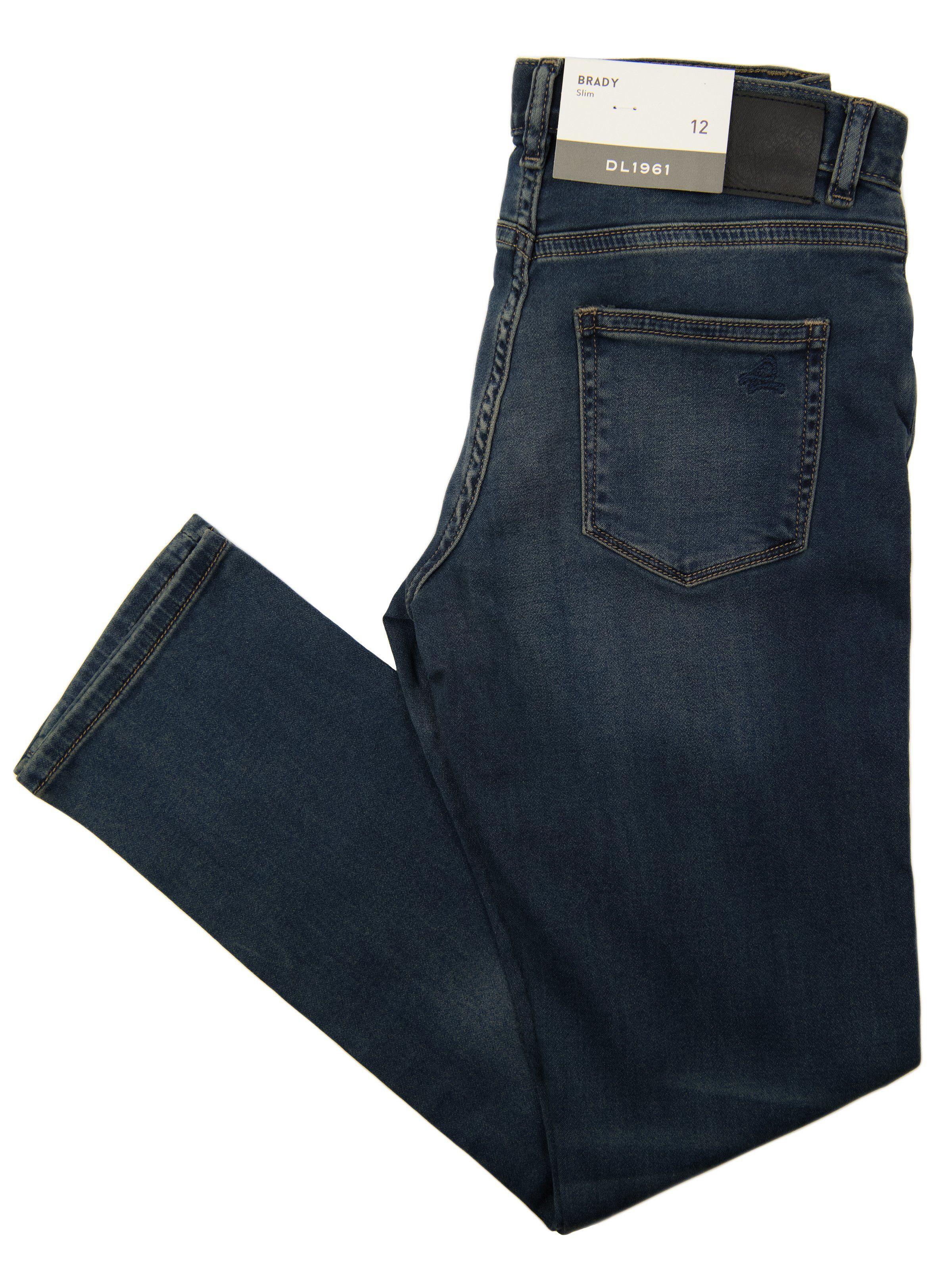 Dl1961 27409 boys jeans slim fit blue boys jeans