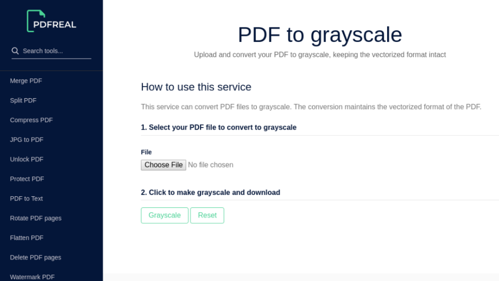 Ways to Convert PDF to Grayscale Online Free Online