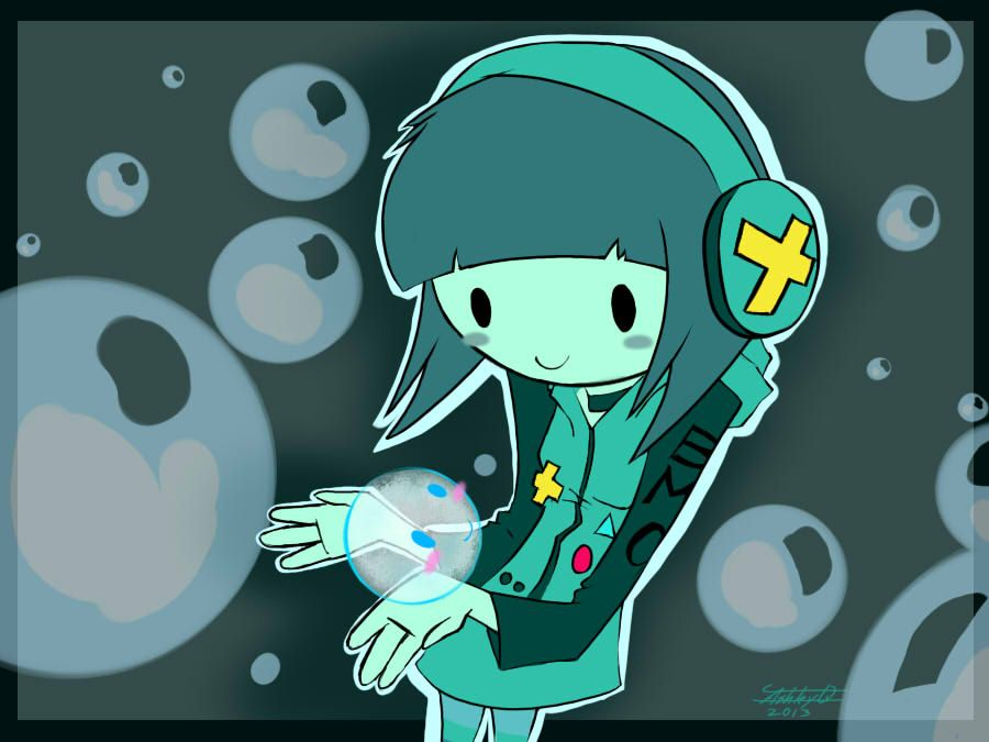 Bmo N Bubble By Yorunekochi On Deviantart Adventure Time Anime Bmo Adventure Time