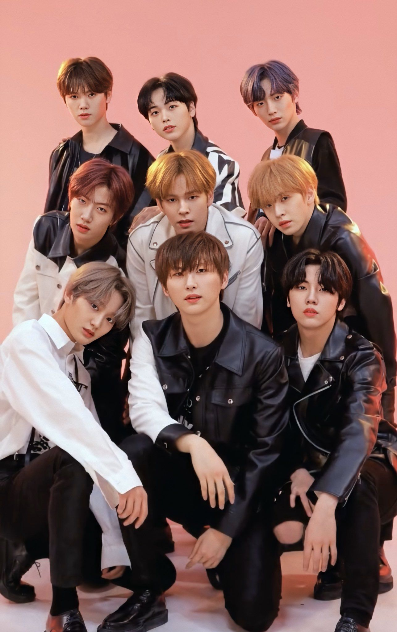 Cravity In 2020 Boy Groups Starship Entertainment K Pop Star