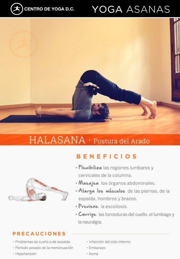 Asana yoga hipertensión