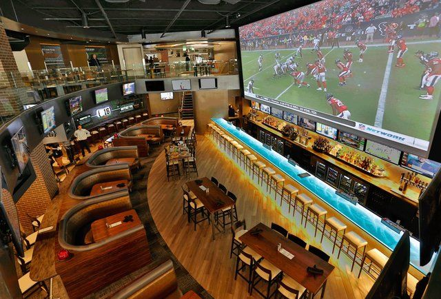 Superbe The Best Sports Bar In Every NFL City