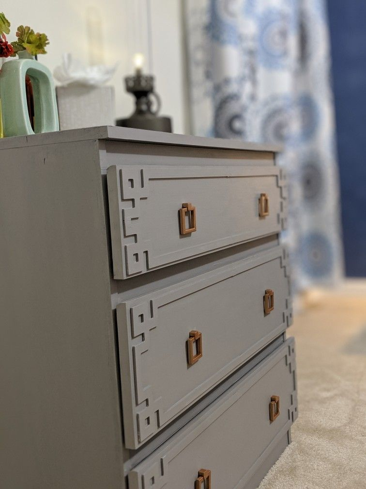 Diy Ikea Kullen Dresser Hack Using Overlays Refurbished