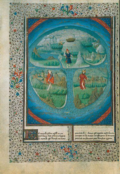 Les Fils De La Terre : terre, Partage, Terre, Entre, Noé,, Mansel,, Fleur, Histoires