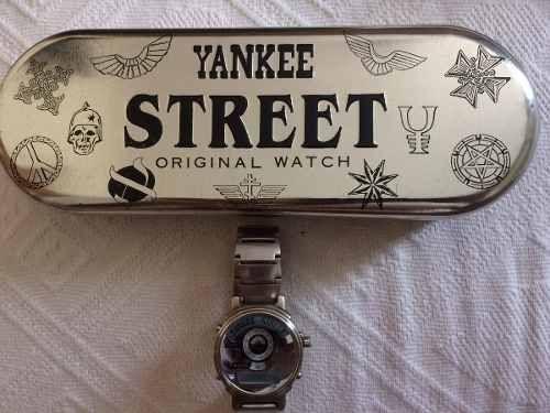 9f59827ffc7 Relógio Yankee Street Original Antigo Yt10035 - R  300