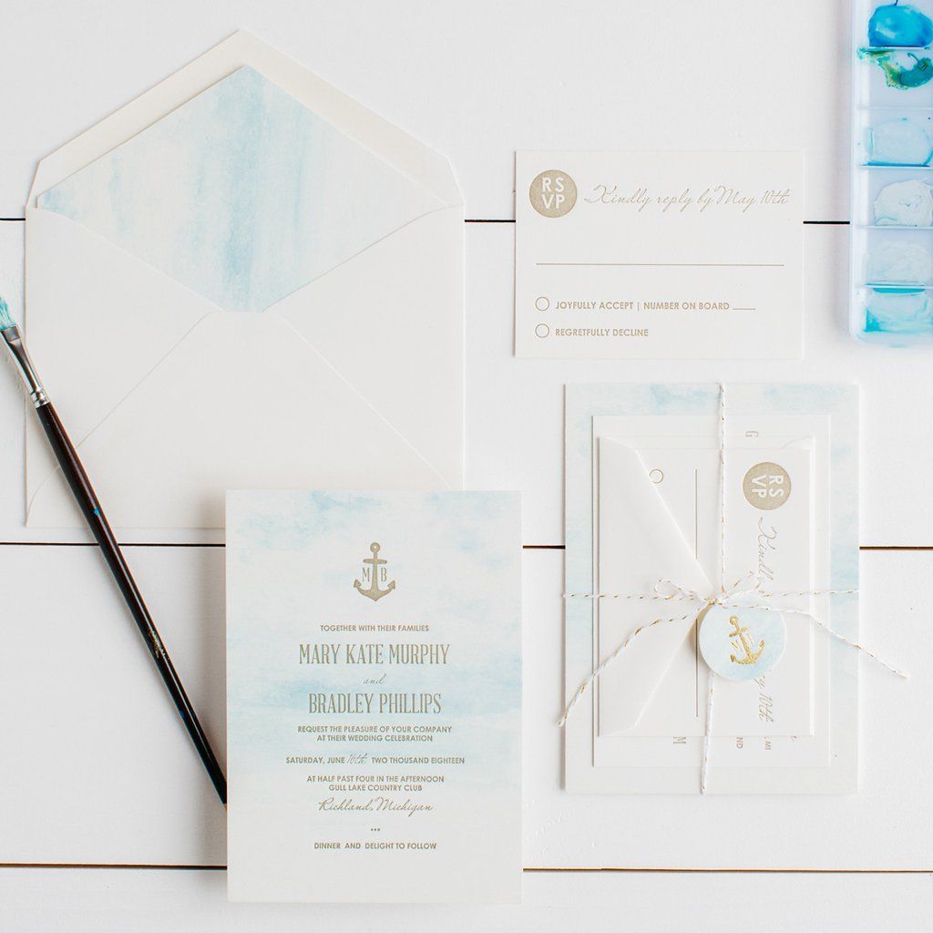 beach wedding invitation examples%0A All the Beachy Wedding Inspiration a Mermaid Bride Will Ever Need