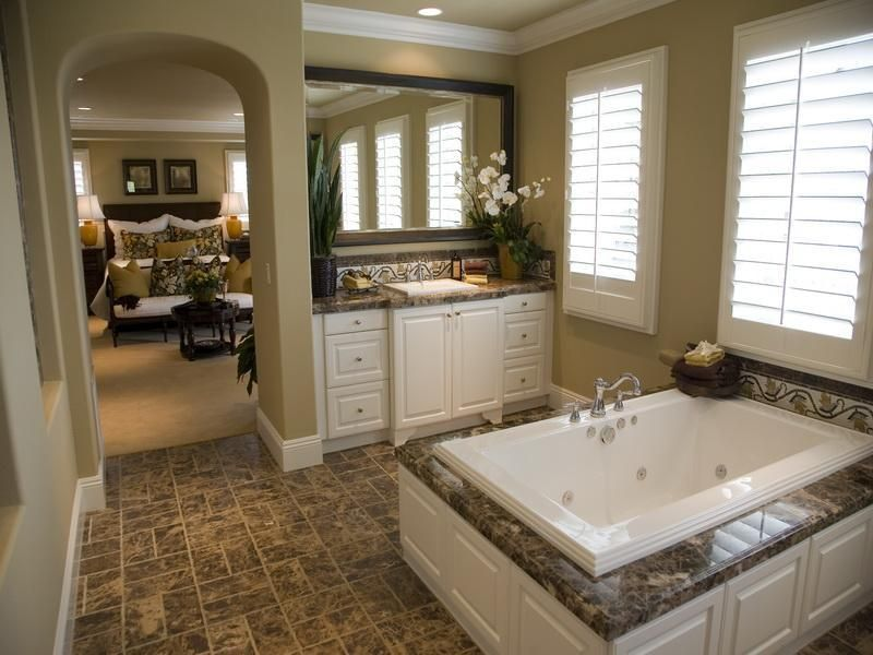 Spa Inspired Bathroom Decorating Ideas