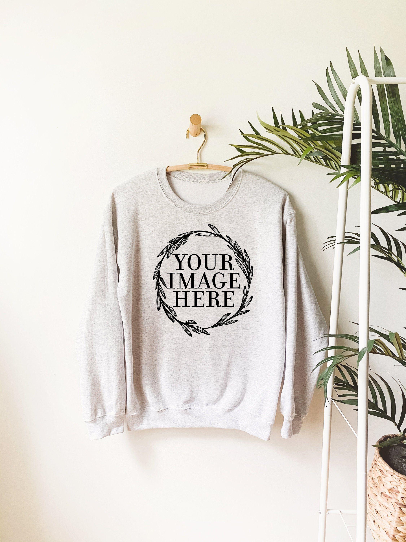 Gildan 18000 Sport Grey Sweatshirt Mockup Sweatshirt Mockup Etsy In 2021 Sweatshirts Grey Sweatshirt Shirt Mockup [ 3000 x 2250 Pixel ]