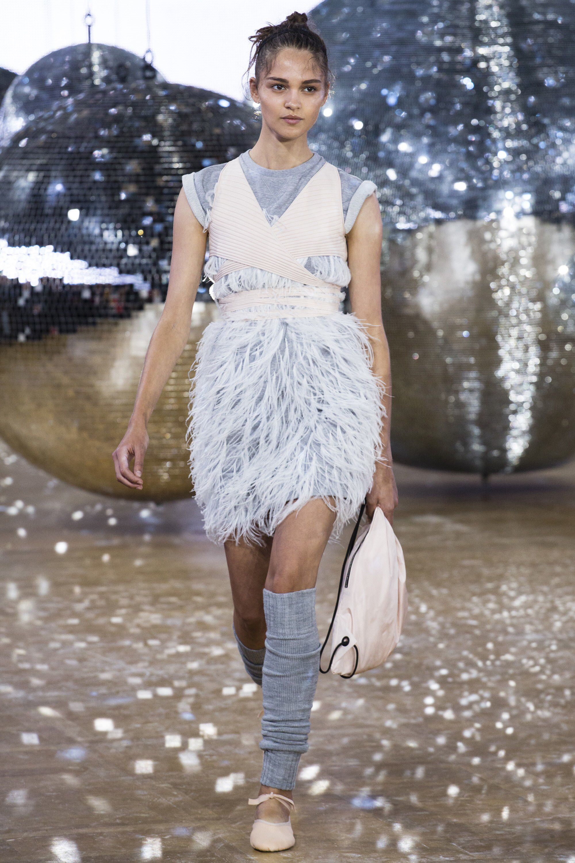 Moncler gamme rouge spring readytowear fashion show