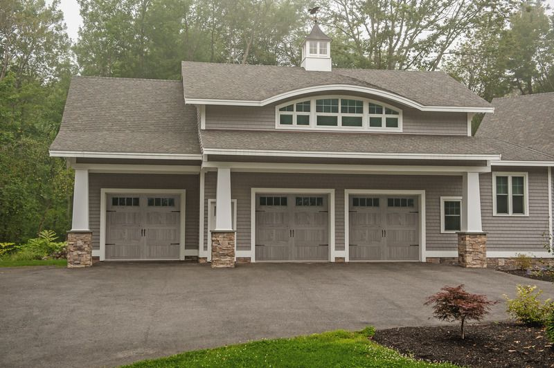 Chi Garage Doors : Chi newest garage door color driftwood