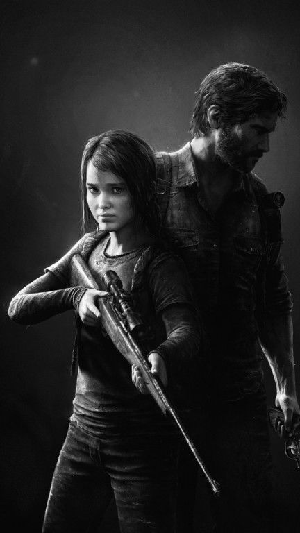 The Last Of Us Iphone Wallpaper The Last Of Us Iphone Wallpaper Gamer Girl