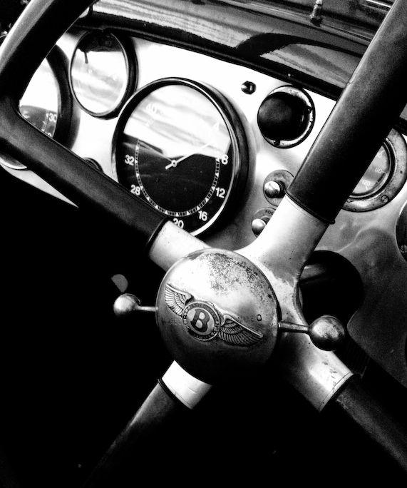 Bentley By Marc Melander Vintage Bentley As Spotted In