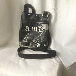 I just added this to my closet on Poshmark: LAMB L.A.M.B. cross body envelope purse graffiti. Price: $30 Size: OS