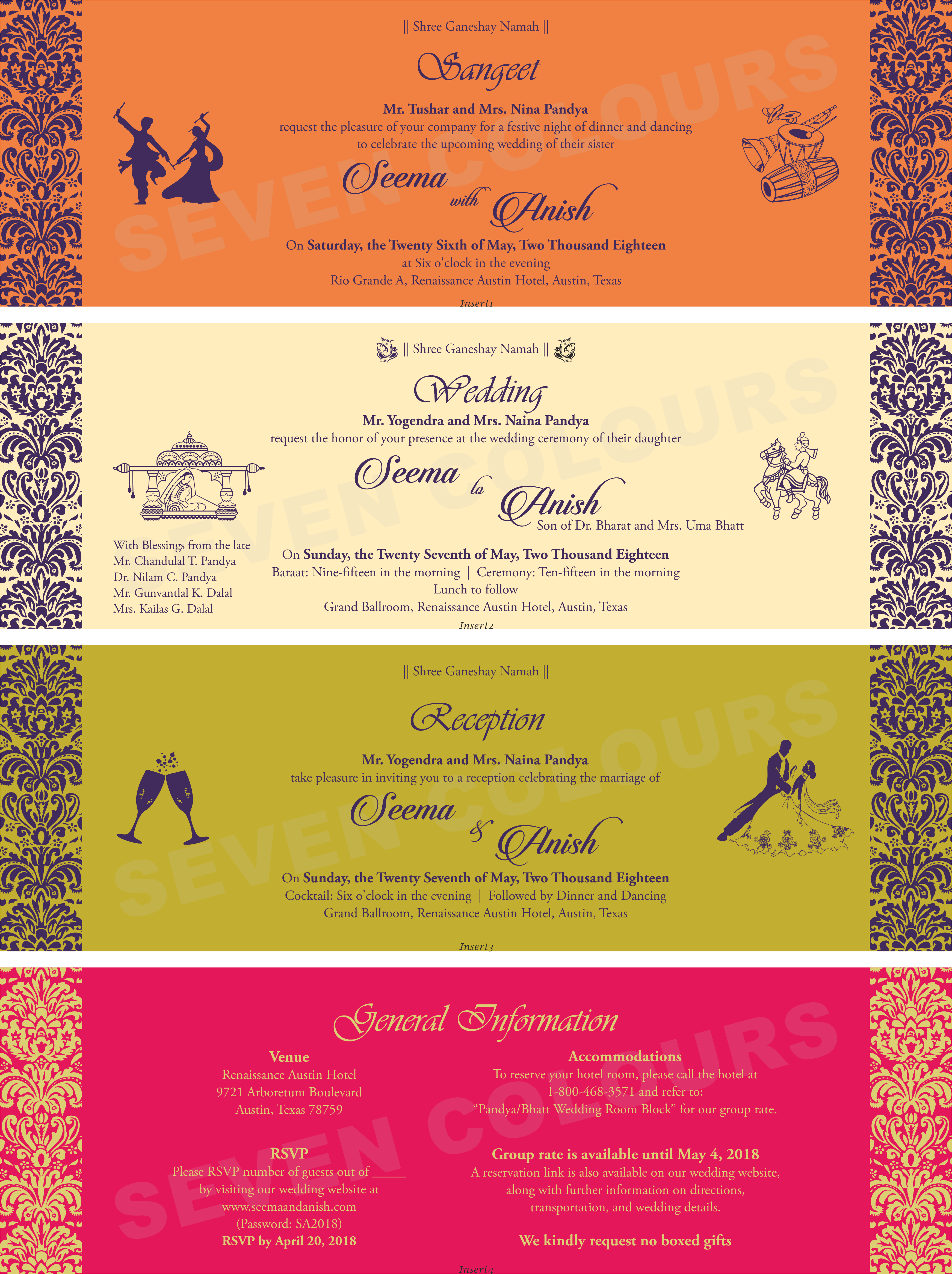 Sangeet Wedding Reception And Rsvp Writing Sample Matter For Wedding The D Hindu Wedding Invitation Cards How To Write Wedding Invitations Hindu Wedding Cards