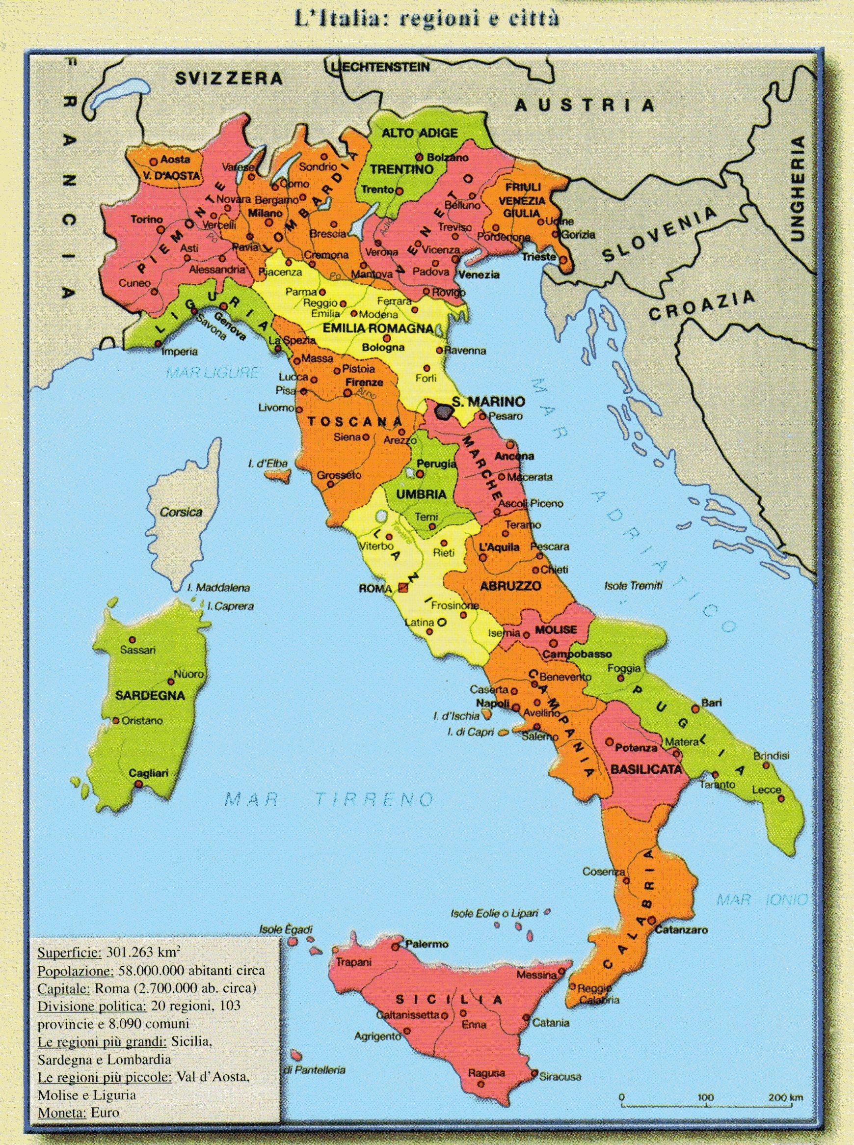 Cartina Dellitalia Milano.Cartina Italia Bing Mappa Dell Italia Italia Mappa