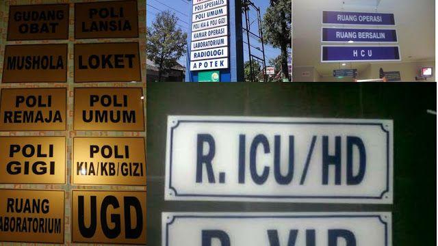 Nama Ruangan Di Rumah Sakit Beserta Fungsinya Ugdigd Iccu Icu