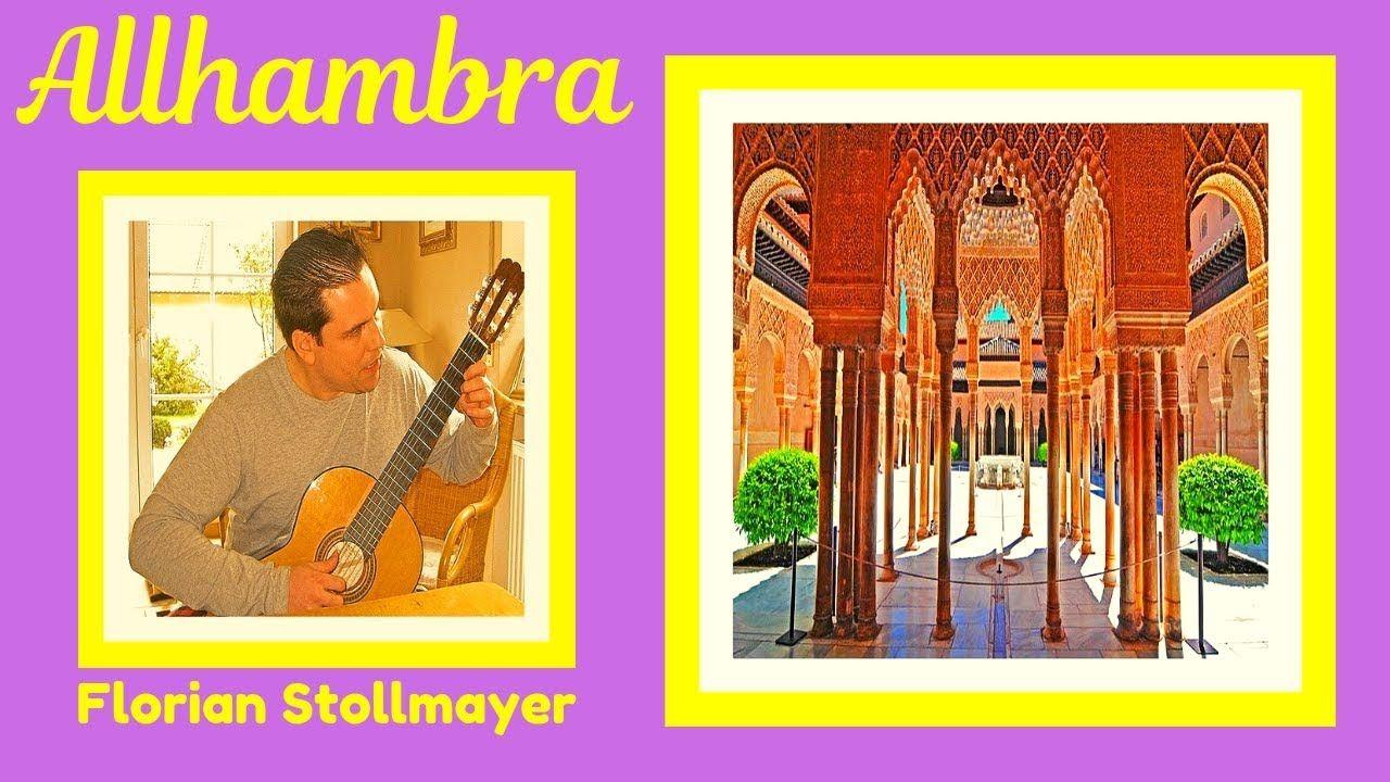 ALLHAMBRA Favoritos de la guitarra española (Spanish