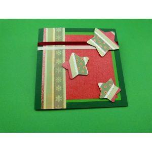 Karten selbst basteln weihnachtskarte selber basteln karten basteln kommunionskarte basteln - Weihnachtskarten selbst basteln anleitung ...