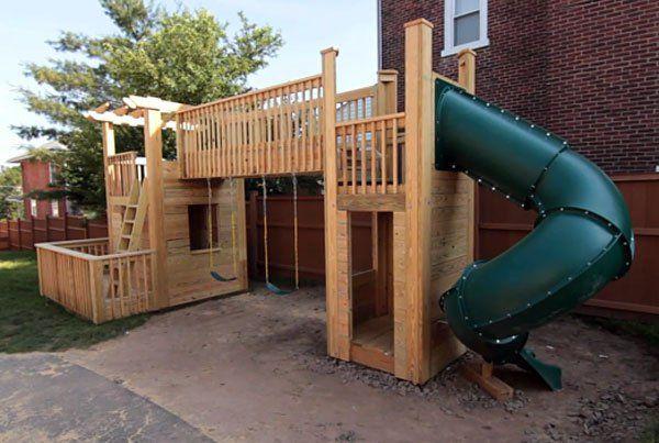 Photo of Cómo construir un juego de madera para tus sueños al aire libre