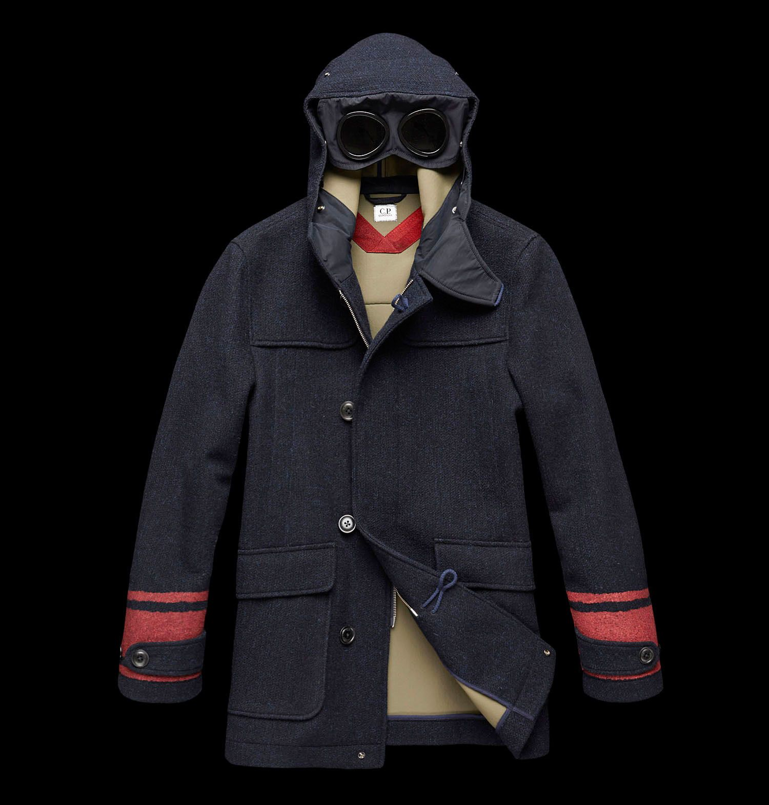 CP Company- CP Company eshop | Outerwear | Pinterest | Duffle coat ...