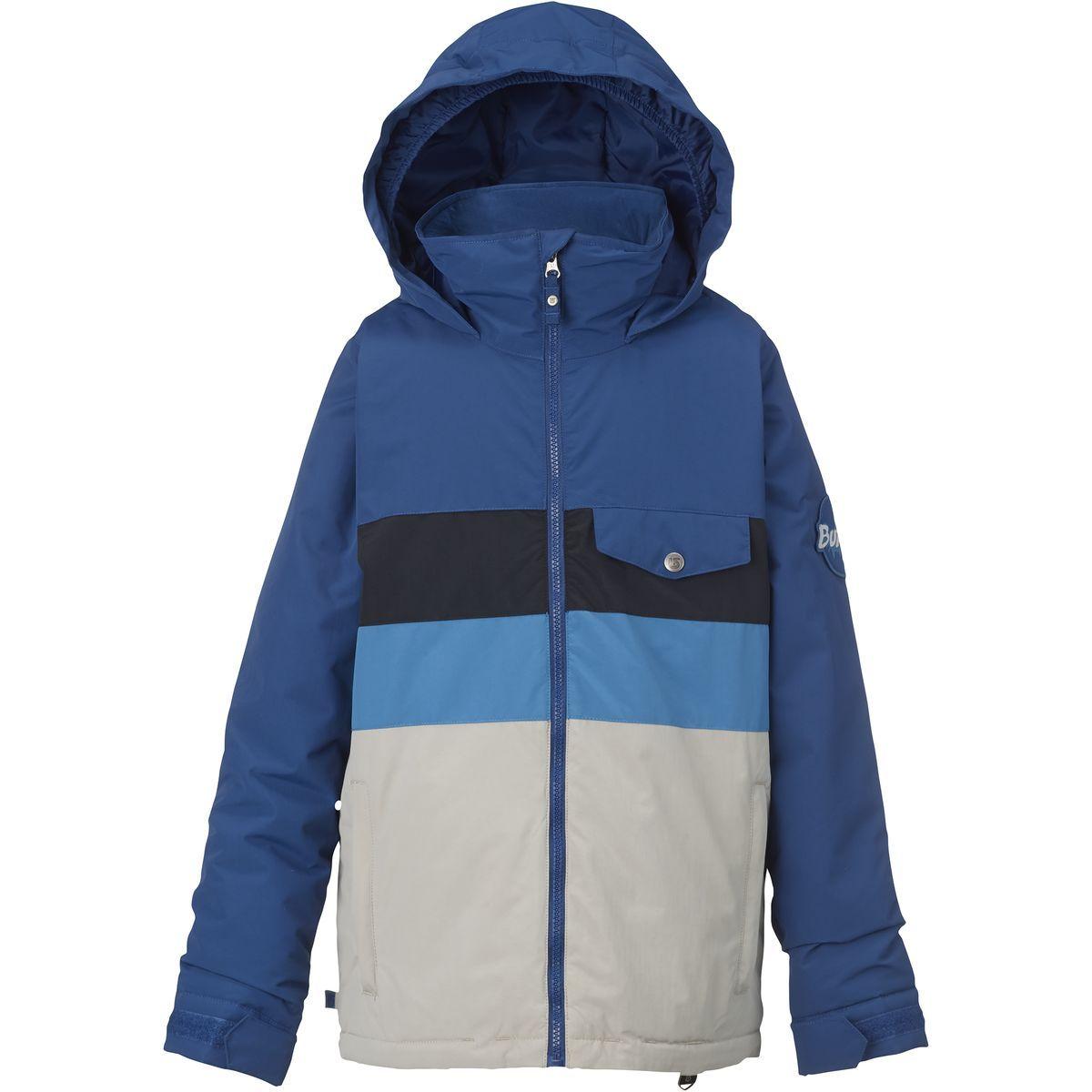Burton symbol insulated jacket boys boro block s sports burton symbol insulated jacket boys boro block s biocorpaavc Images