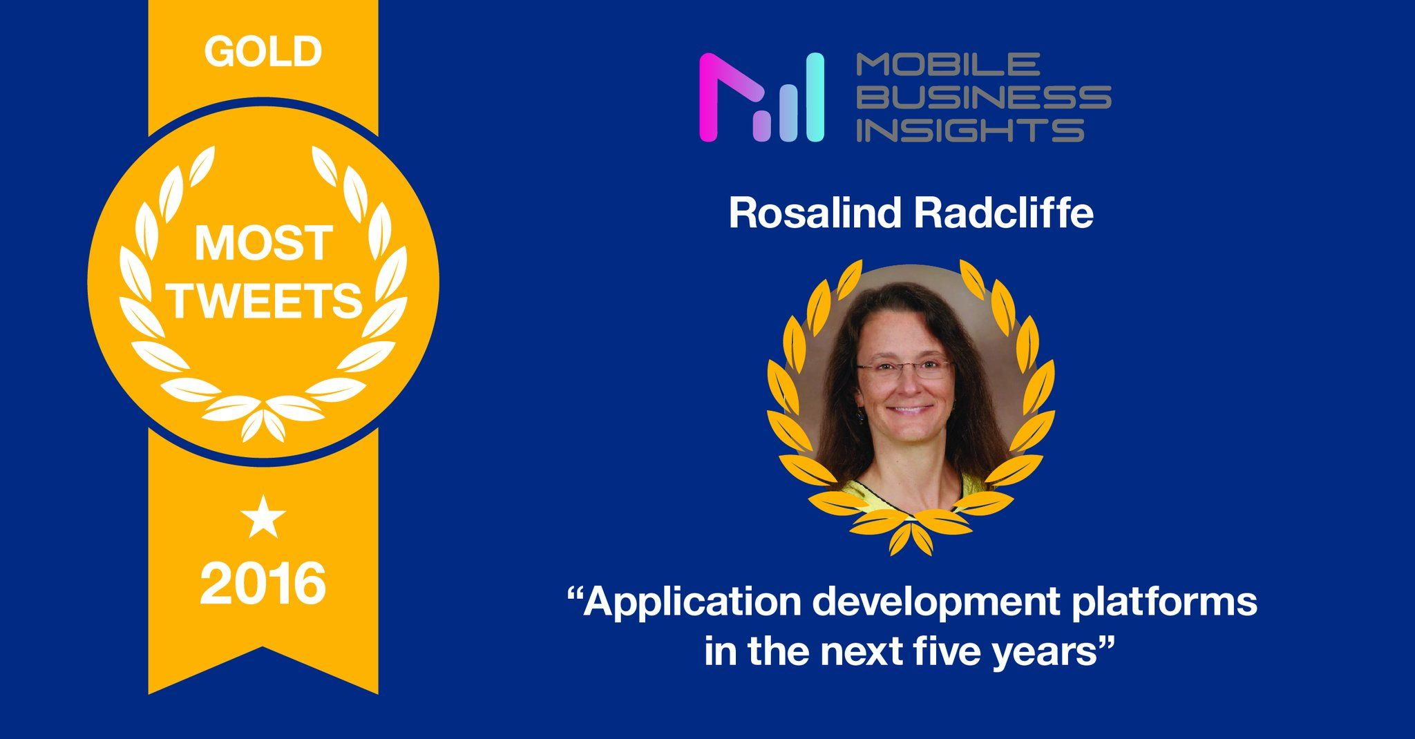 #Mobileapp Check out why RosalindRadSee made top 10 #MobileInsights posts w/ the most tweets in 2016.  https://t.co/kHZF519jRB