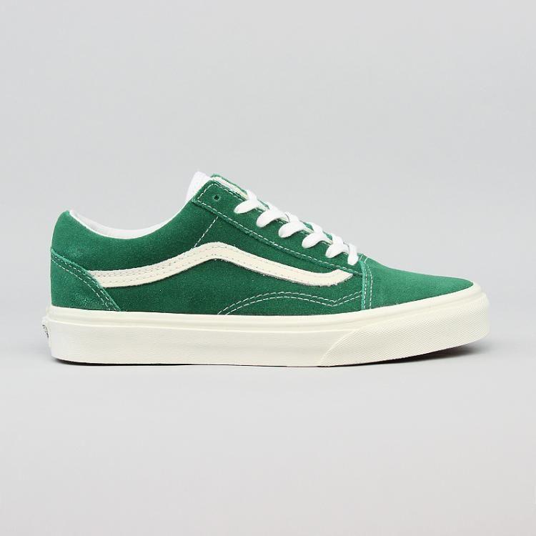 Venta > vans old skool verdes mujer > en stock