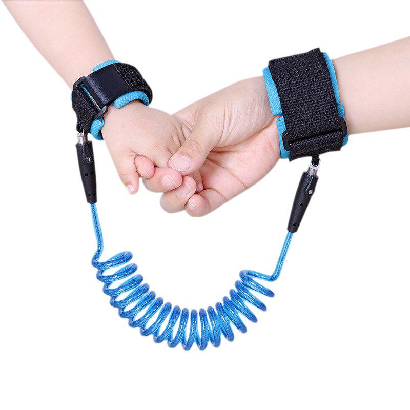 Kids Toddler Harness Walking Leash Child Anti Lost Wrist Link Child Safety Wrist