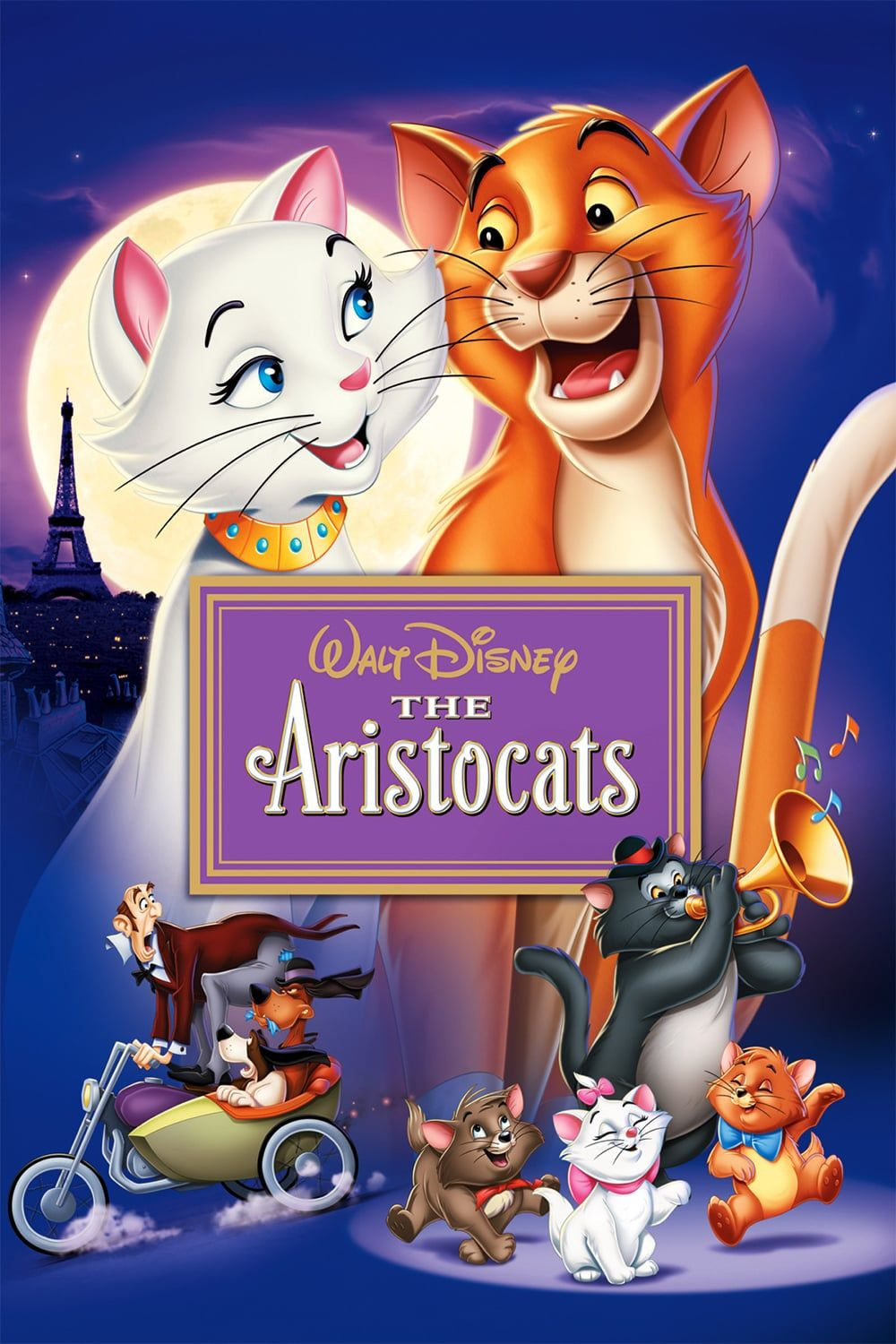 The Aristocats movie poster poster, bestposter,