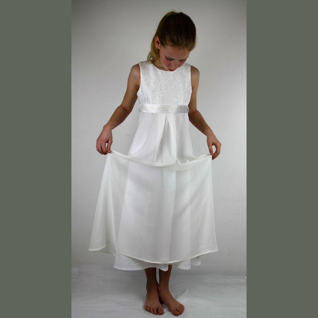 festliches Mädchenkleid handmade in München von ma-1   Kommunion ...