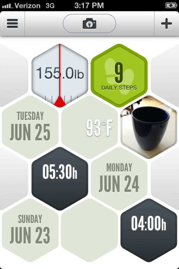 New AllInOne Fitness Tracker App Proves Simple Is Best