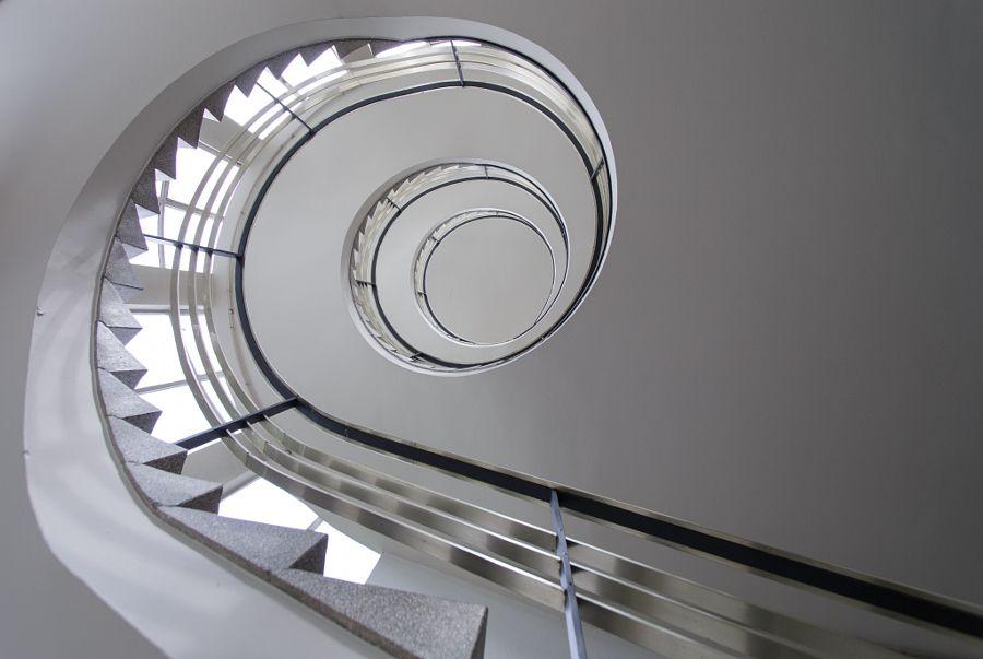 Treppen Frankfurt treppenhaus stair frankfurt staircase http matthias zabanski de
