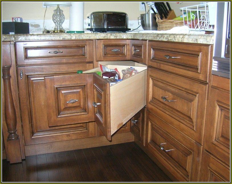 lower corner kitchen cabinet ideas - Google Search ...
